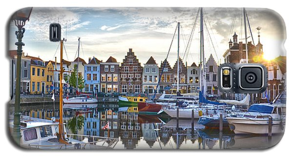 Goes Harbour Galaxy S5 Case by Frans Blok