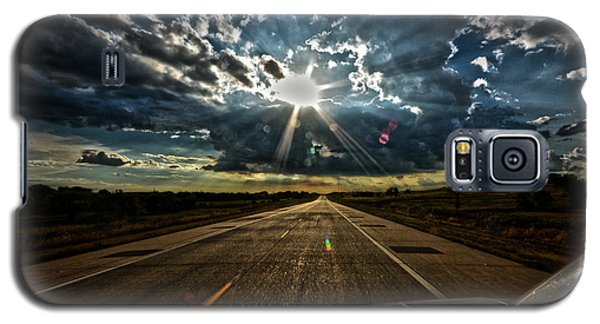 Going Home Galaxy S5 Case by Brian Duram