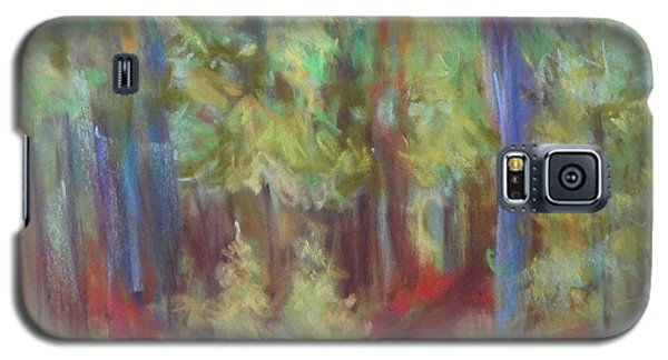 Galaxy S5 Case featuring the photograph Going In II by Shirley Moravec