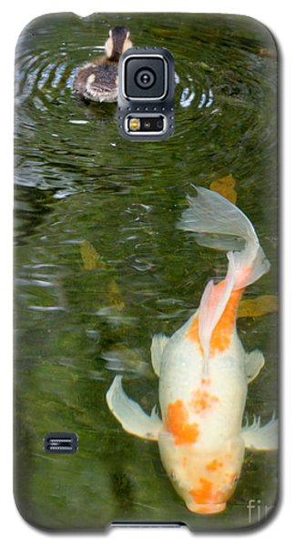 Going Their Separate Ways Galaxy S5 Case by Mariarosa Rockefeller