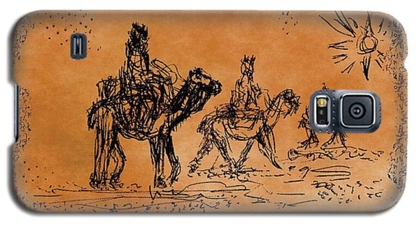 Going To See The King - Sketch Galaxy S5 Case