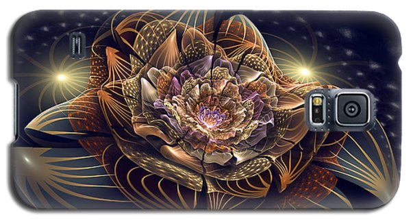 Going To The Light Galaxy S5 Case by Kim Redd