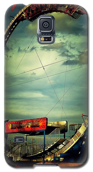 Going Upside Down Galaxy S5 Case