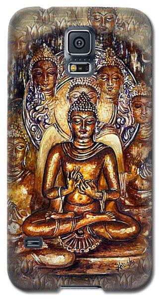 Gold Buddha Galaxy S5 Case