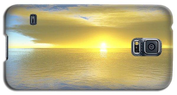 Gold Coast Galaxy S5 Case