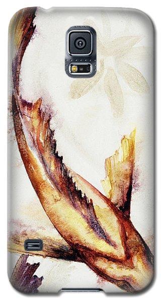 Gold Mangrove  Galaxy S5 Case