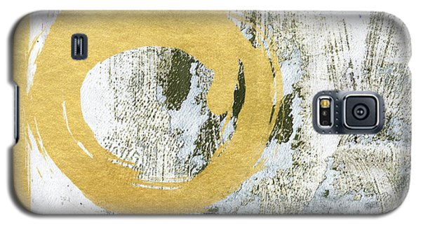 Gold Rush - Abstract Art Galaxy S5 Case
