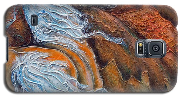 Gold Rush Galaxy S5 Case