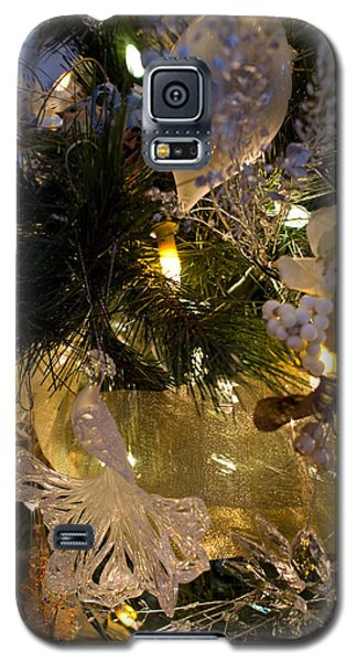 Gold Splendar Galaxy S5 Case