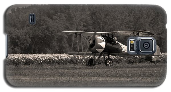 Galaxy S5 Case featuring the photograph Golden Age Of Aviation 1 by Timothy McIntyre
