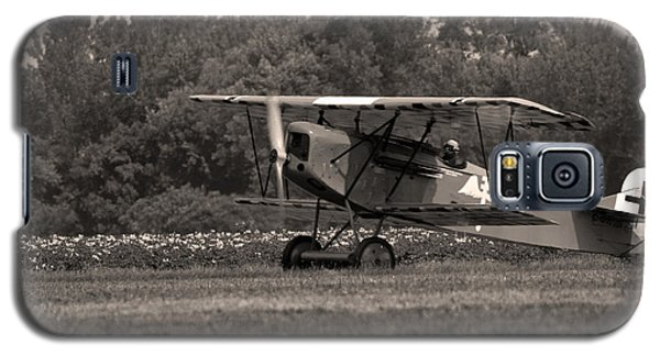 Galaxy S5 Case featuring the photograph Golden Age Of Aviation 2 by Timothy McIntyre