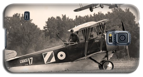 Galaxy S5 Case featuring the photograph Golden Age Of Aviation 3 by Timothy McIntyre