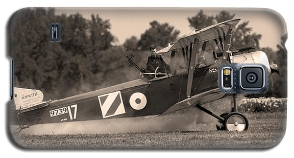 Galaxy S5 Case featuring the photograph Golden Age Of Aviation 4 by Timothy McIntyre