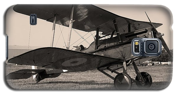 Galaxy S5 Case featuring the photograph Golden Age Of Aviation 5 by Timothy McIntyre