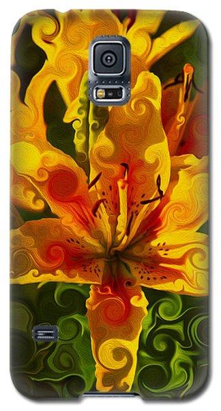 Golden Beauties Galaxy S5 Case