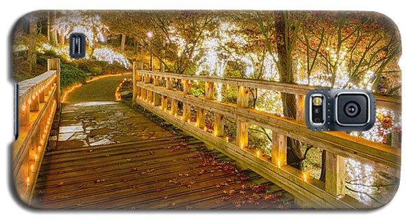 Golden Bridge Galaxy S5 Case