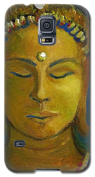 Golden Buddha Galaxy S5 Case