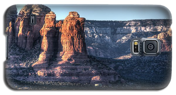 Golden Buttes Galaxy S5 Case by Lynn Geoffroy