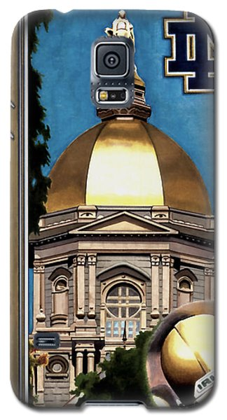 Golden Dome Galaxy S5 Case