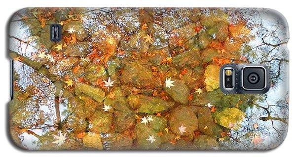 Golden Dreams Galaxy S5 Case by Julia Ivanovna Willhite