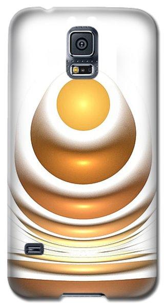 Golden Egg Galaxy S5 Case