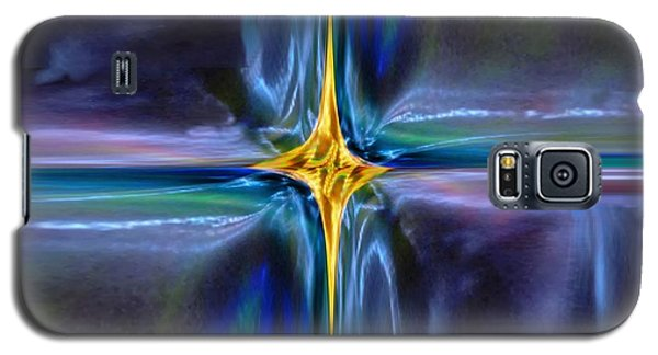 Golden Entity Galaxy S5 Case by Mike Breau
