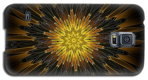 Golden Feathers Galaxy S5 Case