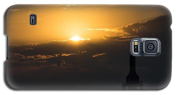 Golden Flight Galaxy S5 Case