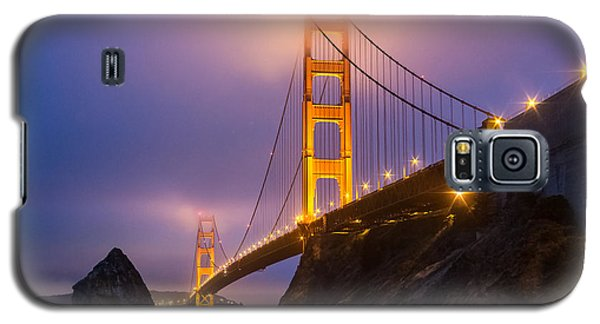 Golden Gate Beauty Galaxy S5 Case