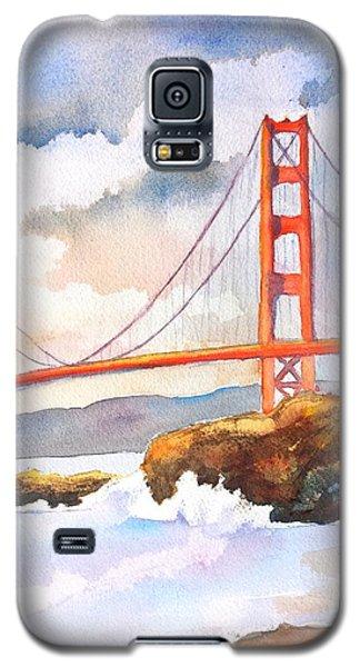 Golden Gate Bridge 4 Galaxy S5 Case