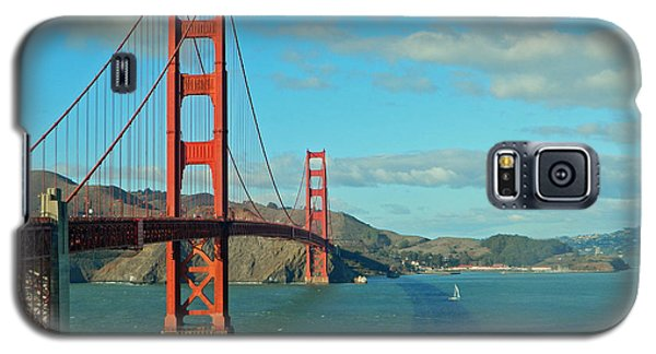 Golden Gate Bridge Galaxy S5 Case by Emmy Marie Vickers