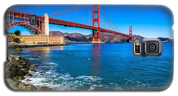 Golden Gate Bridge San Francisco Bay Galaxy S5 Case