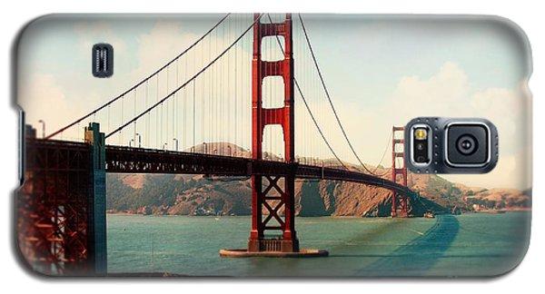 Golden Gate Bridge Galaxy S5 Case by Sylvia Cook
