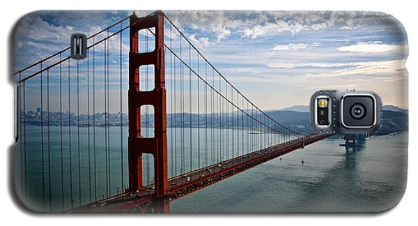Golden Gate Open Galaxy S5 Case
