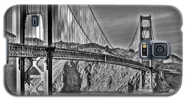 Golden Gate Over The Bay 2 Galaxy S5 Case