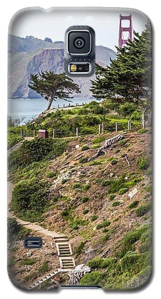 Golden Gate Trail Galaxy S5 Case