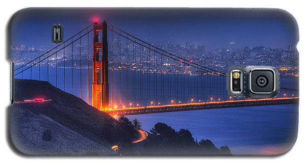 Golden Gate Twilight Galaxy S5 Case