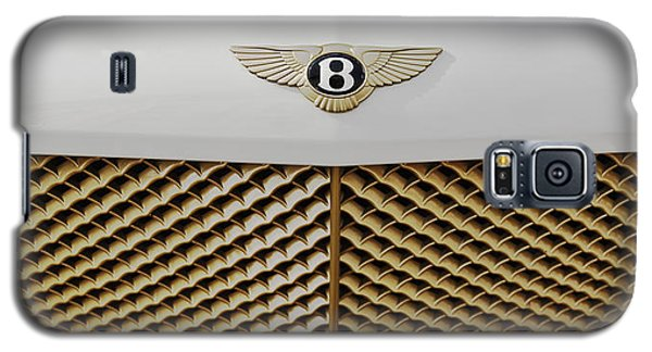 Golden Grill Bentley Galaxy S5 Case