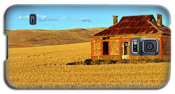 Golden Harvest Galaxy S5 Case by Bill  Robinson