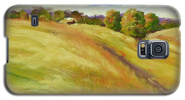 Golden Hills Galaxy S5 Case by Sally Simon