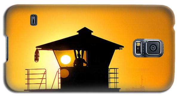 Golden Hour Galaxy S5 Case by Tammy Espino