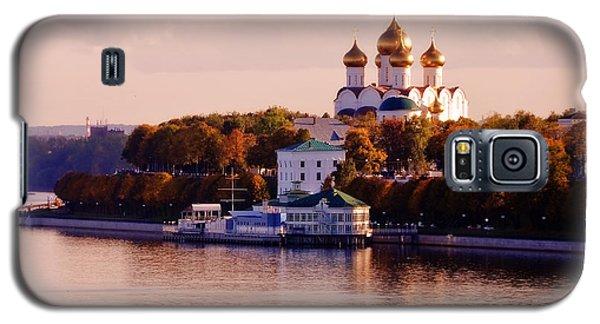 Golden Hour. Yaroslavl. Russia Galaxy S5 Case