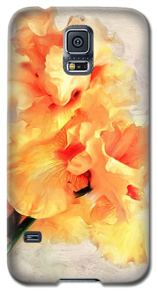 Golden Iris 1 Galaxy S5 Case