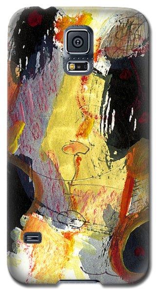 Golden Moon Galaxy S5 Case