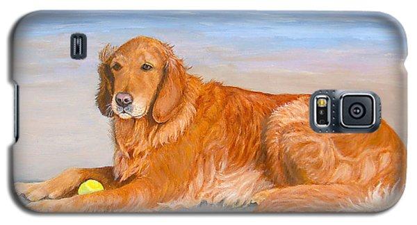 Golden Murphy Galaxy S5 Case