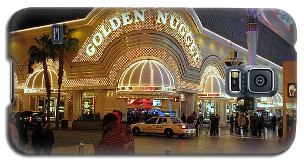 Golden Nugget Galaxy S5 Case