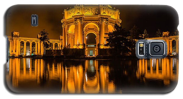 Golden Palace Galaxy S5 Case