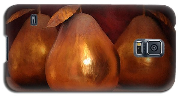 Golden Pears I Galaxy S5 Case