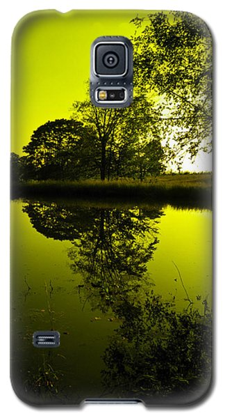 Golden Pond Galaxy S5 Case by Nick Kirby