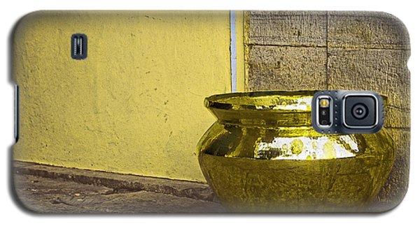 Golden Pot Galaxy S5 Case